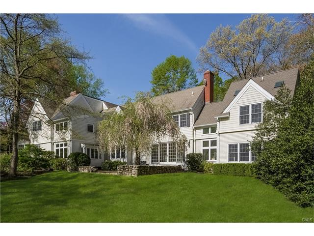 496 Brookside Road, New Canaan, CT 06840