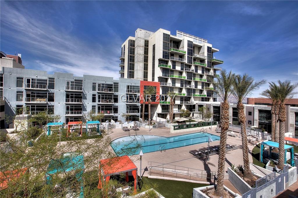 353 BONNEVILLE Avenue 908, Las Vegas, NV 89101