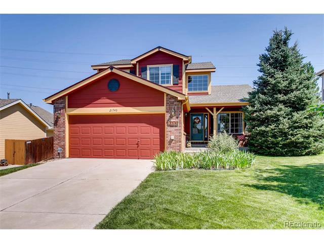 21745 Whirlaway Avenue, Parker, CO 80138