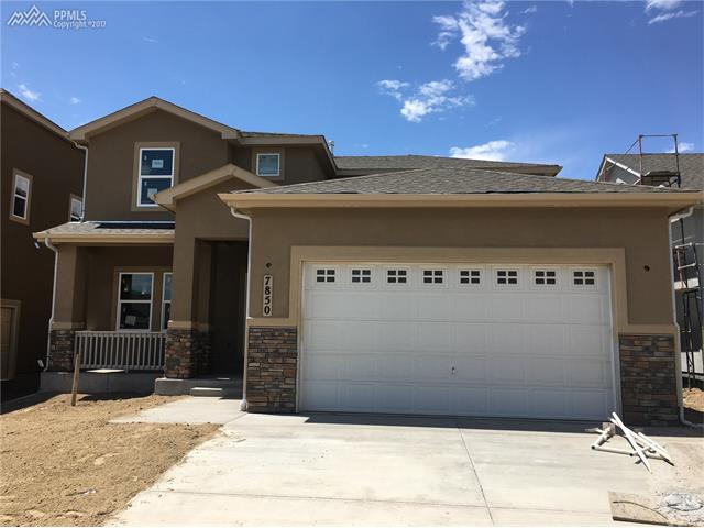 7850 Barraport Drive, Colorado Springs, CO 80908
