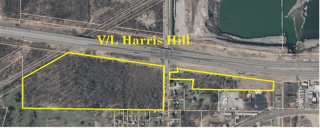 V/L Harris Hill Road, Lancaster, NY 14221