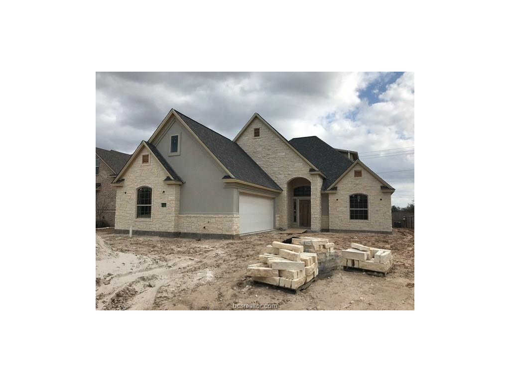 4503 Tonbridge Drive, College Station, TX 77845