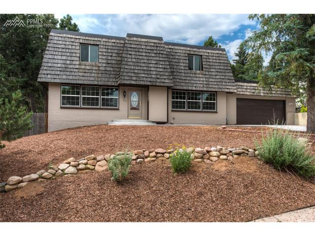 2407 Virgo Drive, Colorado Springs, CO 80906