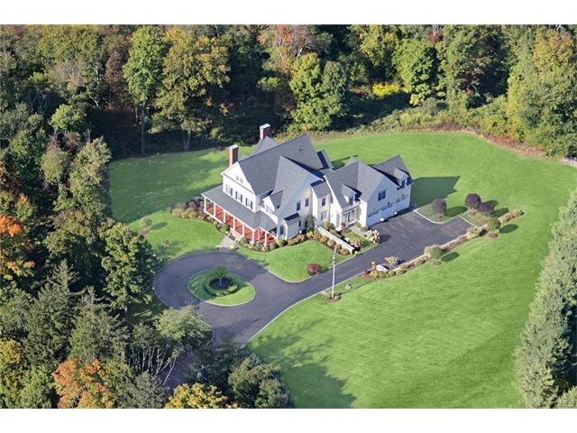 Single Family Home for Sale at 325 Ridgebury Road Ridgefield, Connecticut,06877 United States