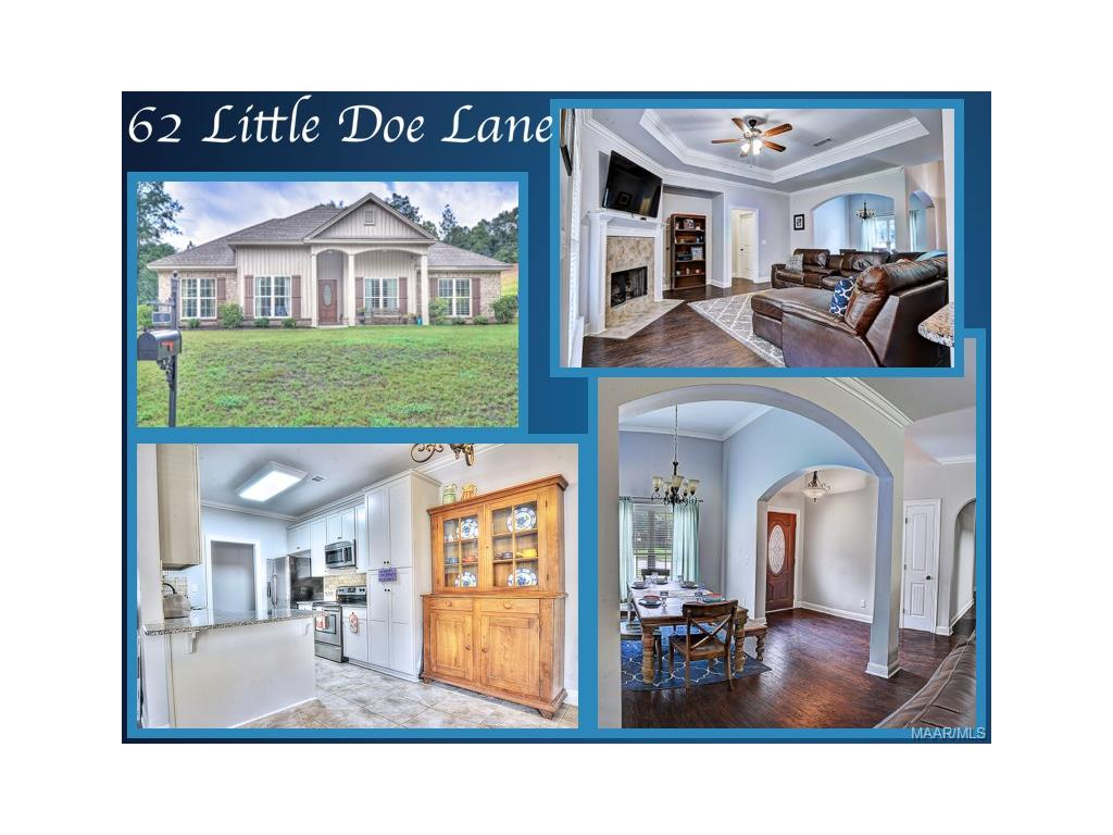 62 Little Doe Lane, Wetumpka, AL 36093