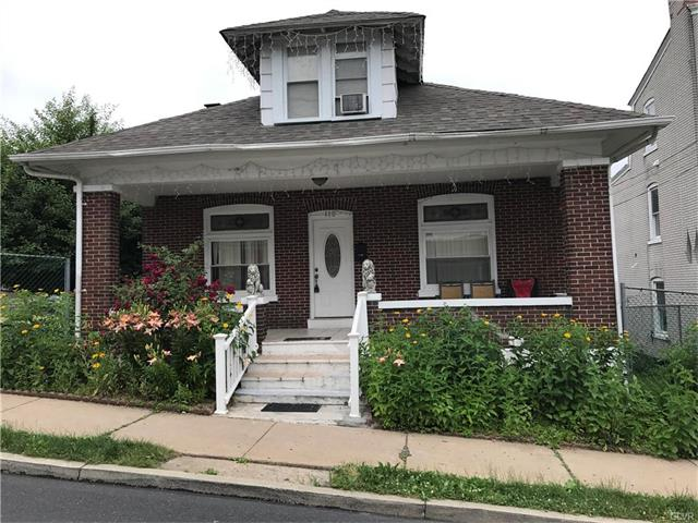 110 S Bradford Street, Allentown City, PA 18109