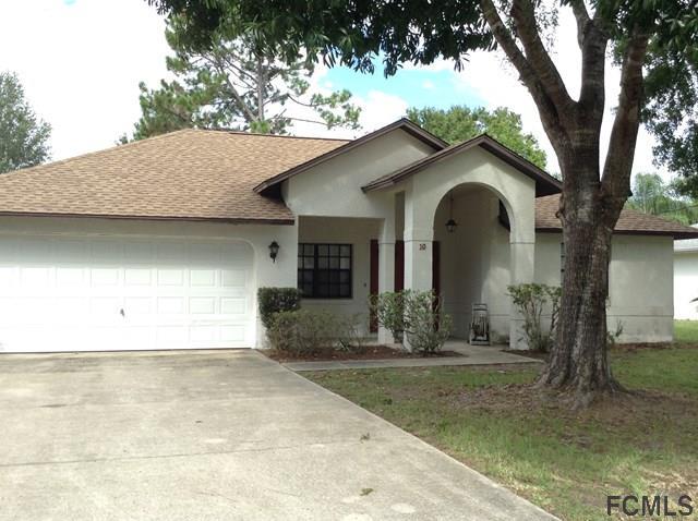 10 Wayland Place, Palm Coast, FL 32164