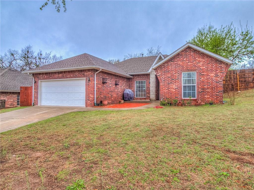 1511 N Brown Oaks Drive, Oklahoma City, OK 73127