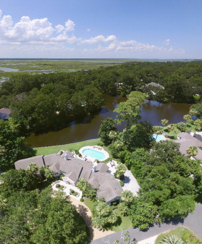 346 Elizabeth Lane (Cottage 423), Sea Island, GA 31500
