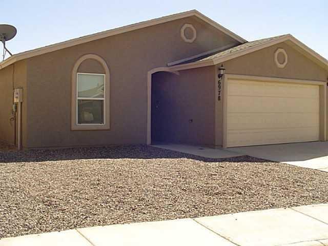 6978 Red Oak Court, El Paso, TX 79924