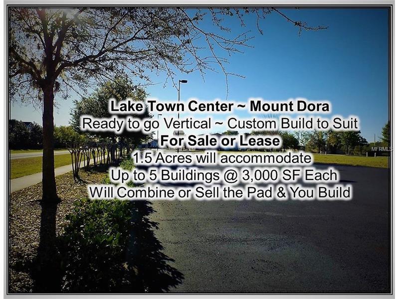 3587 LAKE CENTER DRIVE 2, MOUNT DORA, FL 32757