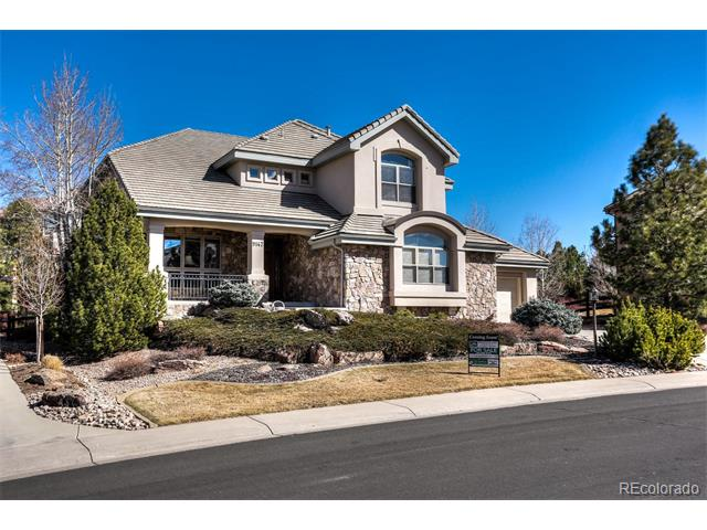 9147 E Lost Hill Drive, Lone Tree, CO 80124