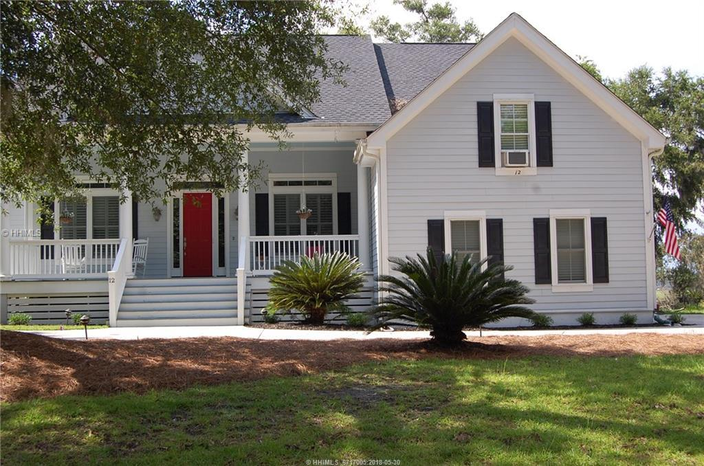 12 Piccadilly CIRCLE, Beaufort, SC 29907