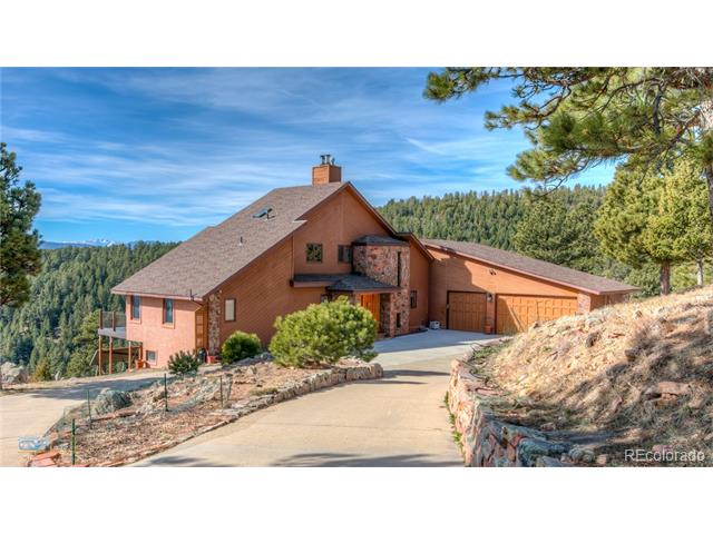 333 Sky Trail Road, Boulder, CO 80302