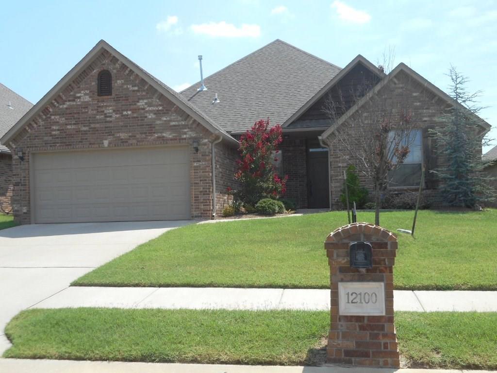 12100 Chesterfield Lane, Oklahoma City, OK 73173