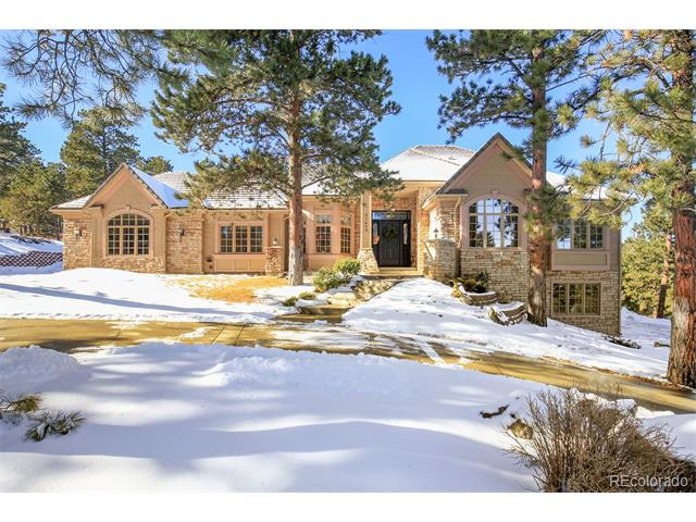 31473 Morning Star Drive, Evergreen, CO 80439