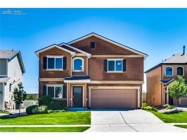 7759 Manistique Drive, Colorado Springs, CO 80923