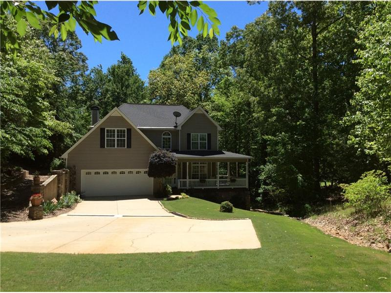 5262 Forest Cove Road, Gainesville, GA 30506