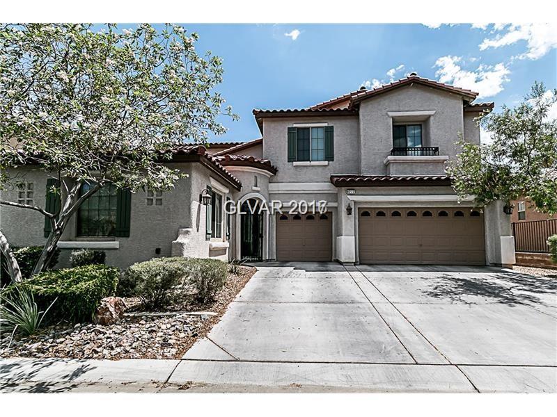 8277 CAMPBELL SPRINGS Avenue, Las Vegas, NV 89178