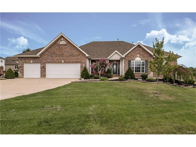417 Highland Meadows Place, Wentzville, MO 63385