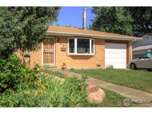 240 Martin Dr, Boulder, CO 80305