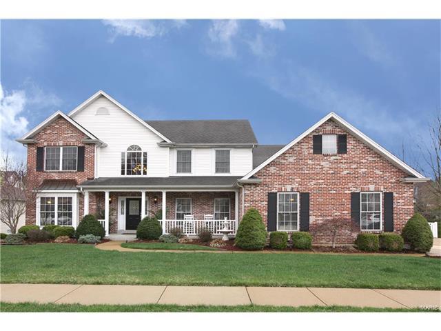 6108 Clifton Oaks Place, St Louis, MO 63129