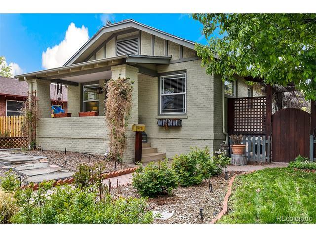 954 Monroe Street, Denver, CO 80206