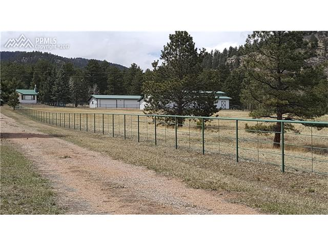 8463 County 92 Road, Lake George, CO 80827