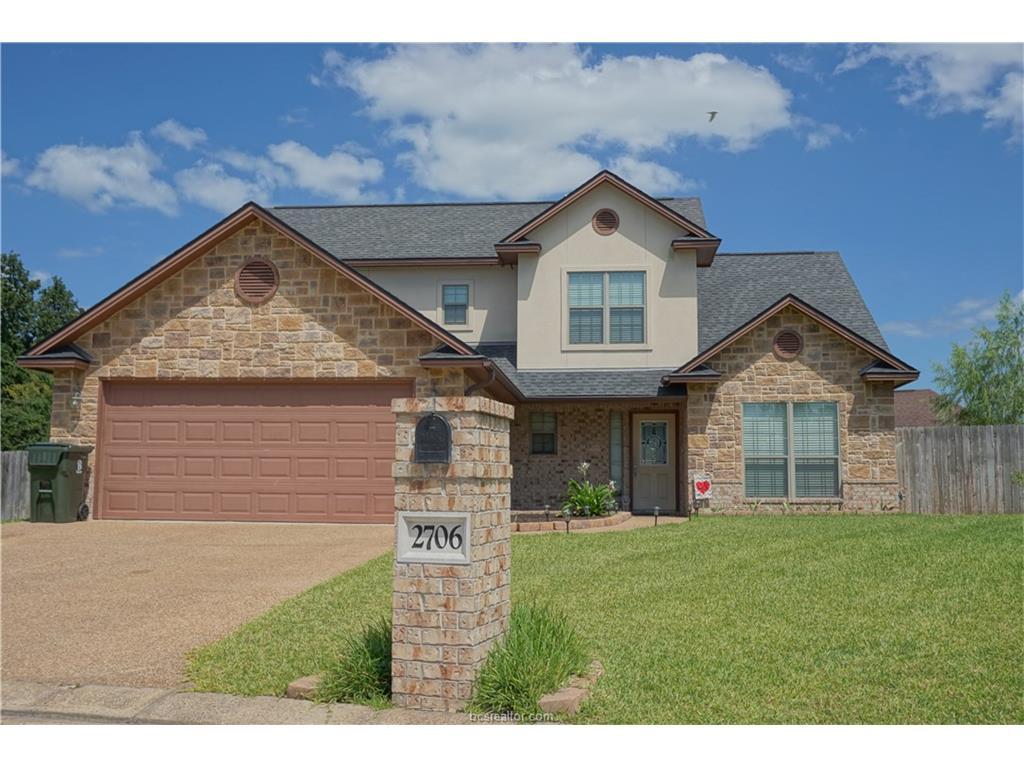 2706 Colony Creek Drive, Bryan, TX 77808