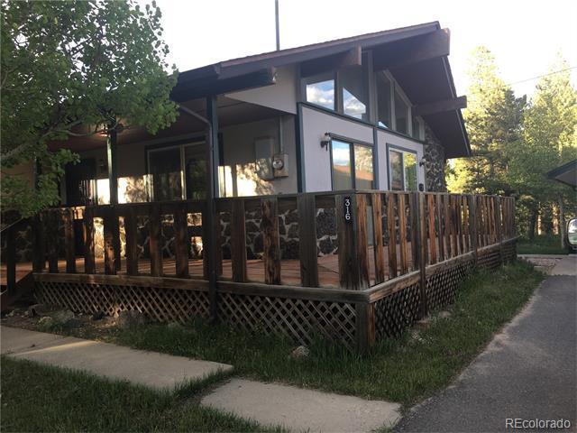 316 Dory Lakes Drive, Black Hawk, CO 80422