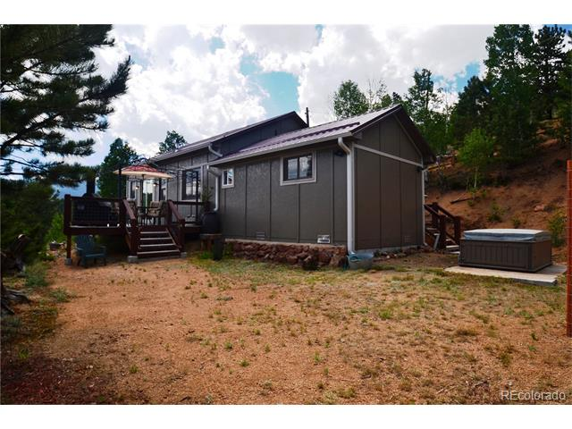 98 Lallie Road, Bailey, CO 80421