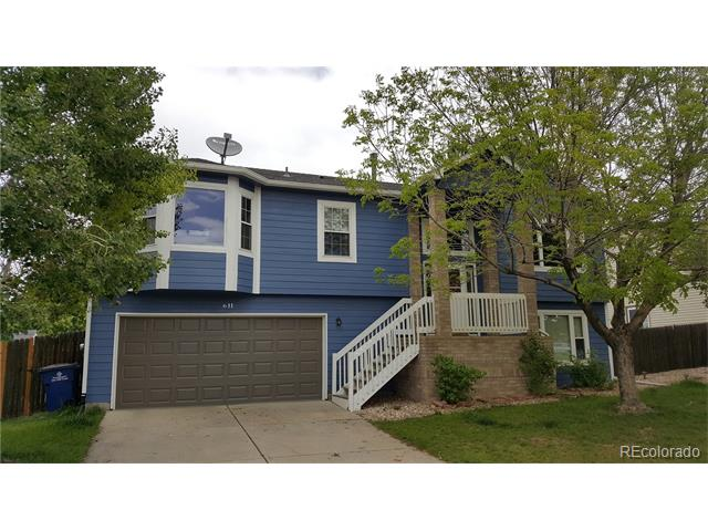 611 2nd Street, Frederick, CO 80530
