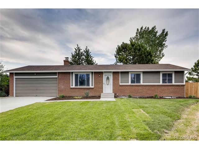 6528 S Cody Way, Littleton, CO 80123
