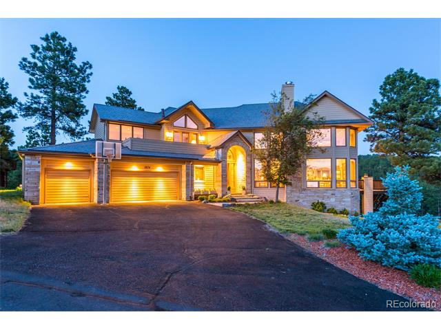 1874 Foothills Drive, Golden, CO 80401
