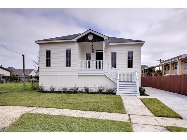 5118 FRENCHMEN Street, new orleans, LA 70122
