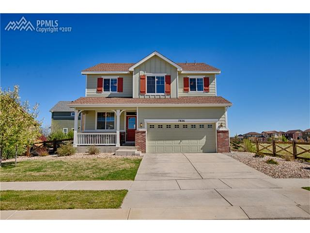 7826 BRIARTHORN Lane, Colorado Springs, CO 80927