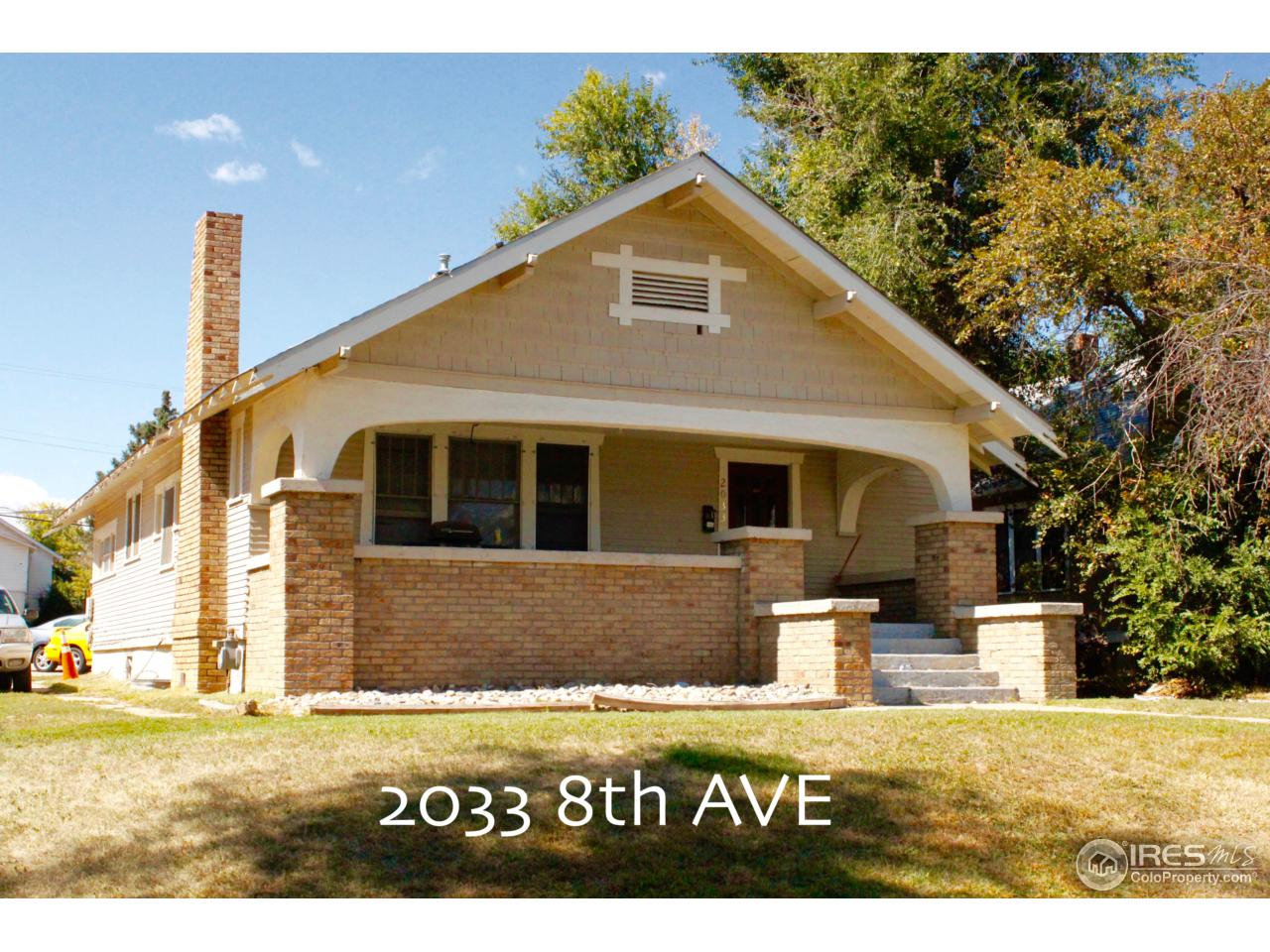 2033 8th Ave, Greeley, CO 80631