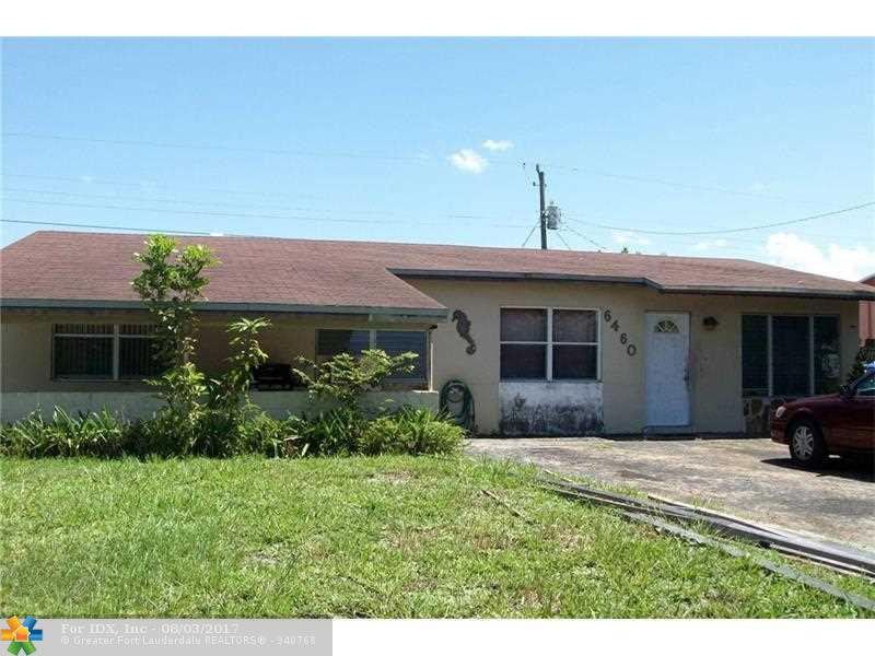 6460 SW 15th Ct, North Lauderdale, FL 33068