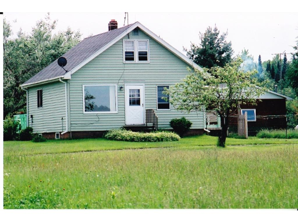 1345 W Colby Road, Oulu Twp, WI 54820