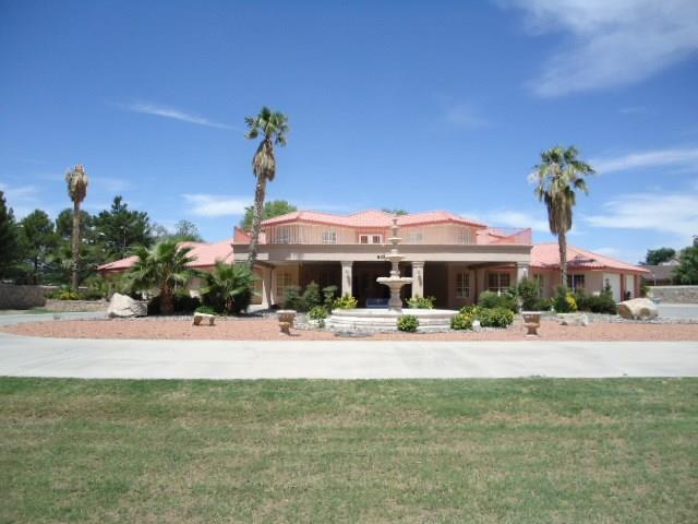 8050 San Jose Road, El Paso, TX 79915