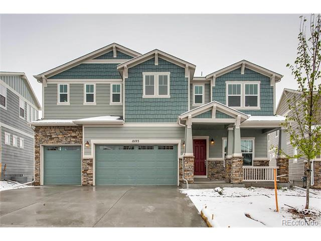 10193 Fort Worth Court, Parker, CO 80134