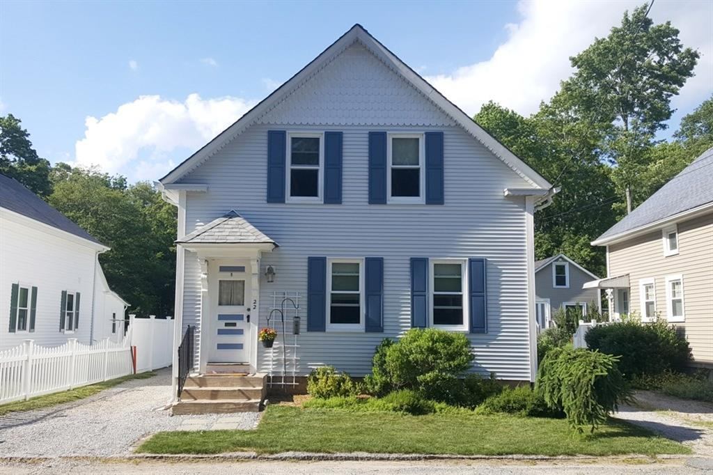 22 Maple ST, Coventry, RI 02816