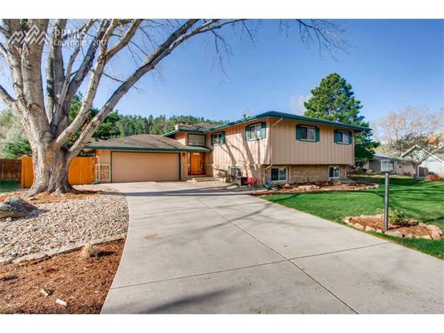 2625 E Flintridge Drive, Colorado Springs, CO 80918