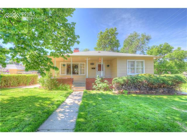 1219 E SAN RAFAEL Street, Colorado Springs, CO 80909