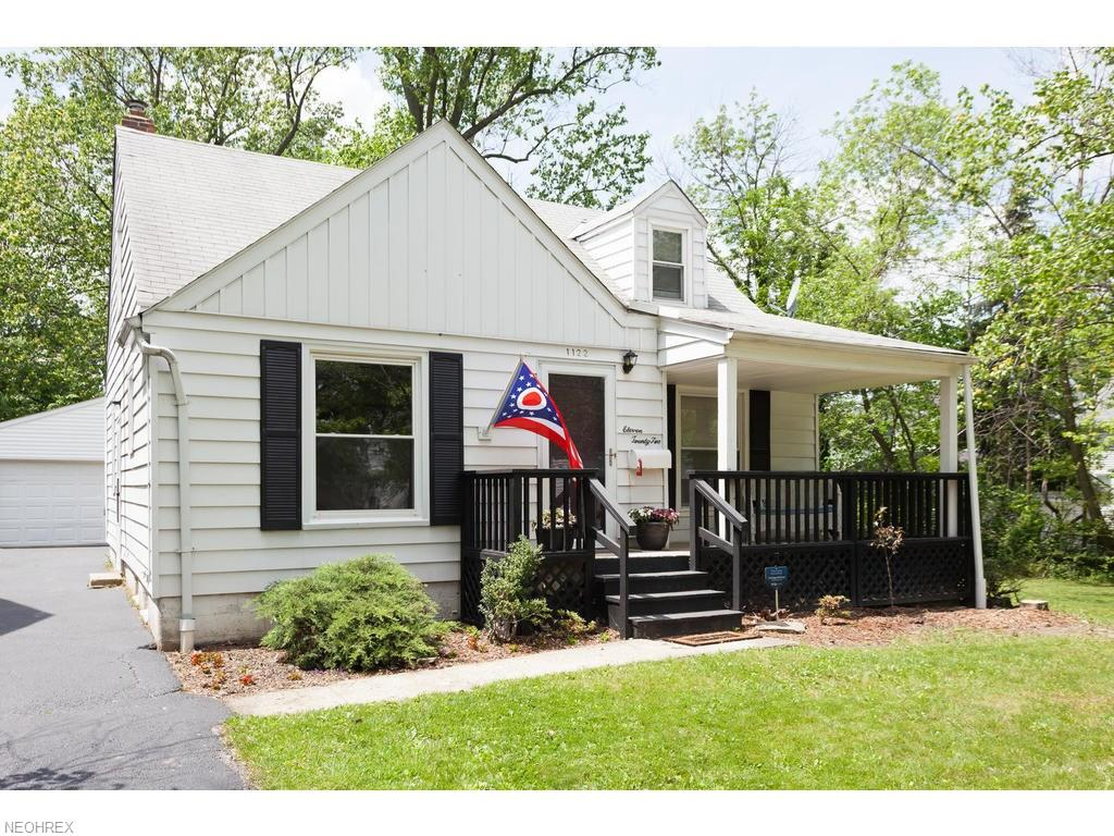 1122 Sunset Rd, Mayfield Heights, OH 44124