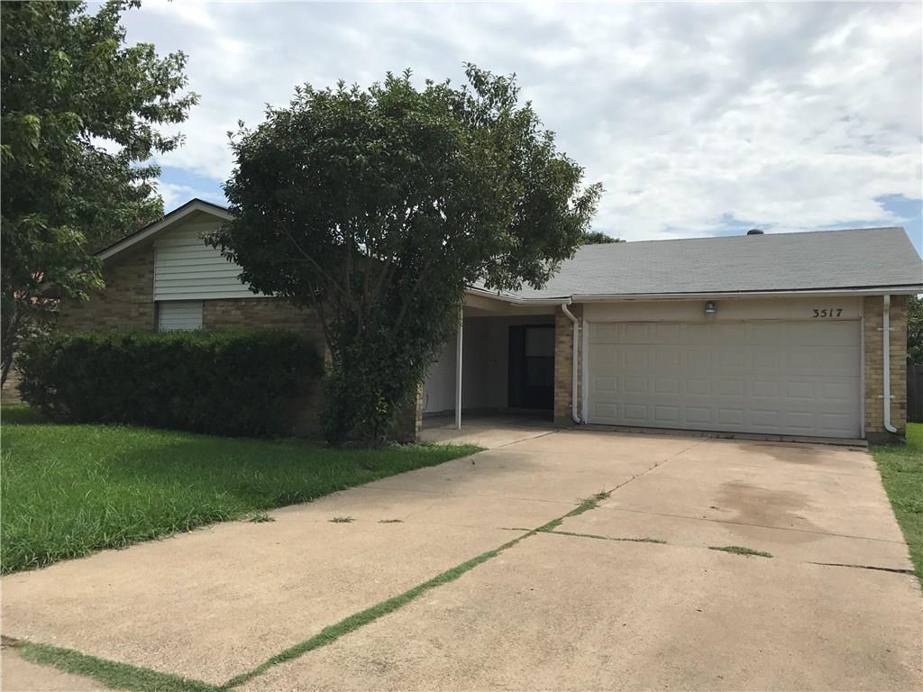 3517 Glenda Drive, Grand Prairie, TX 75052