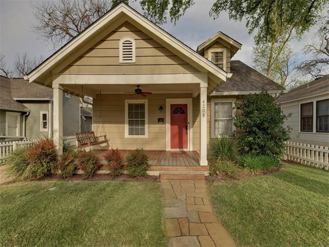 4208 Sinclair Ave, Austin, TX 78756