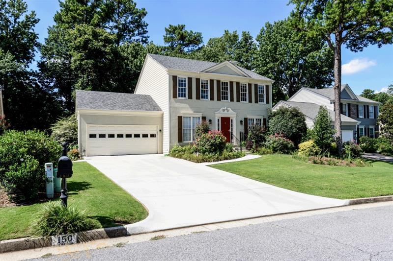 150 Thatching Lane, Johns Creek, GA 30022