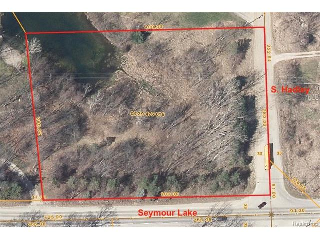 1925 SEYMOUR LAKE Road, Brandon Twp, MI 48462