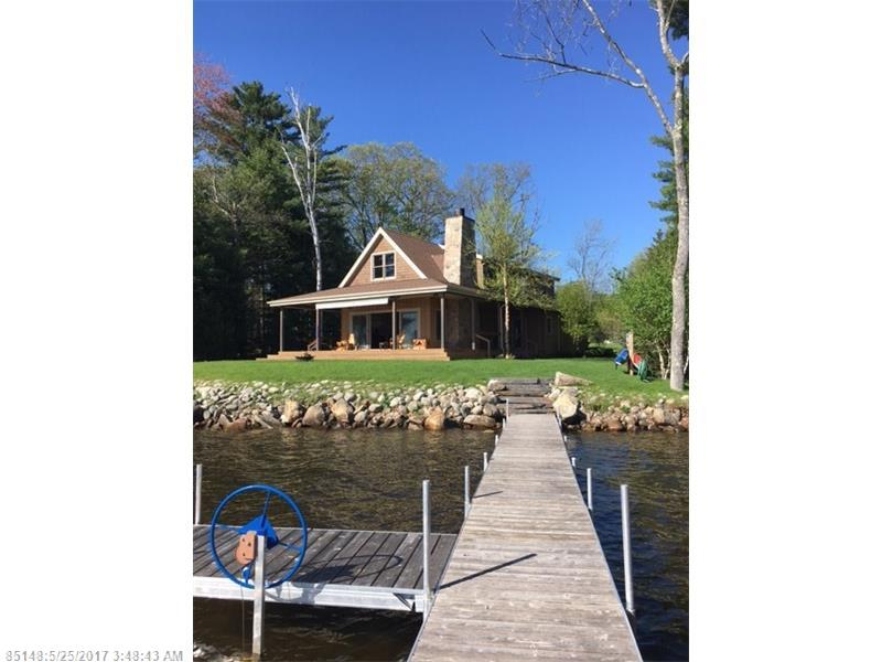 13 North Pond RD , Smithfield, ME 04978